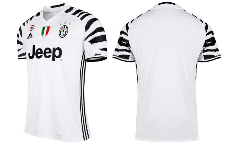 Terceira camisa da Juventus 2016-2017 Adidas kit