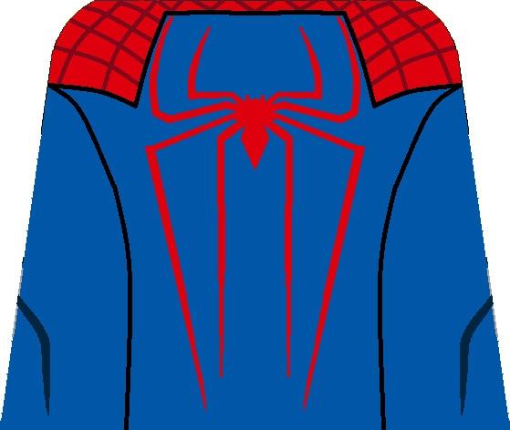 Amazing Spider-Man Back by thepyromaster, via Flickr ...