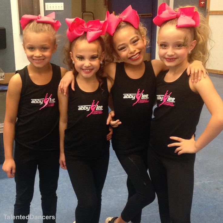 Dance Moms Season 6 ALDC LA Mini Elite Team
