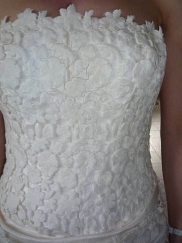 Robe Cymbeline Neuve en soie - Maine et Loire | Robes de mariée d'occasion | Scoop.it