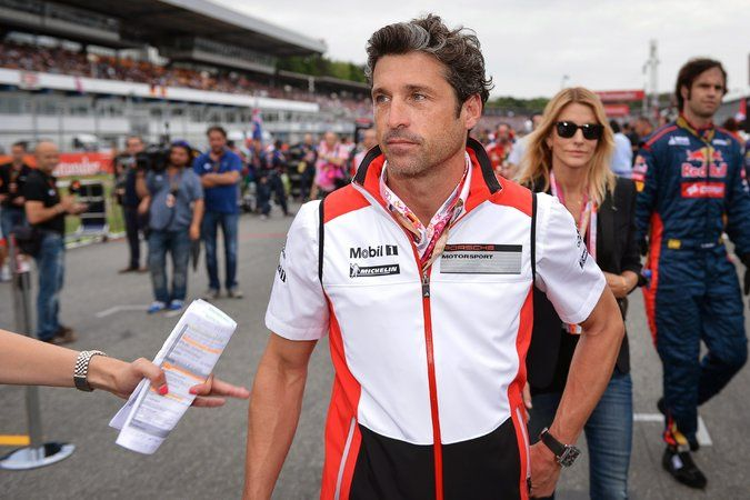 Patrick Dempsey, Actor and Race-Car Driver - NYTimes.com