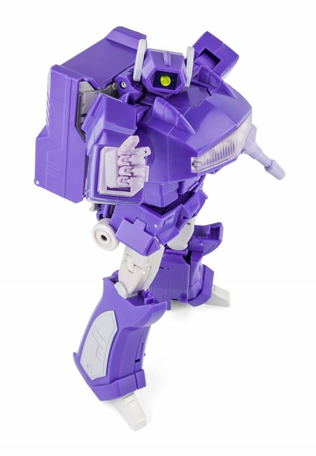 New KFC TOYS KP-16 Poseable Hands Apply Transformers Masterpiece MP29 Shockwave
