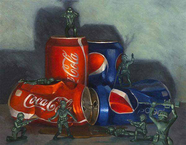 Cola Wars by Judy Sherman