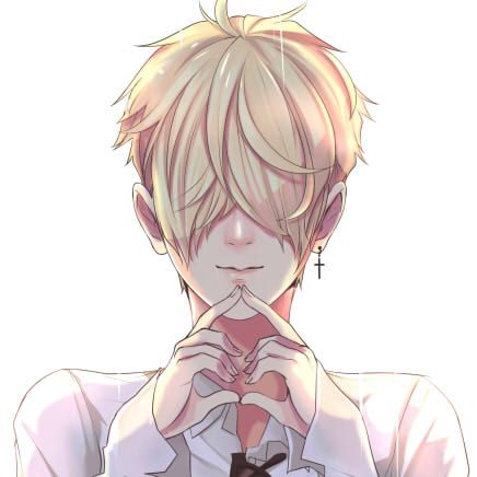 He's not an actual anime character, but he's super cute!!! He's from the webtoon Flawless