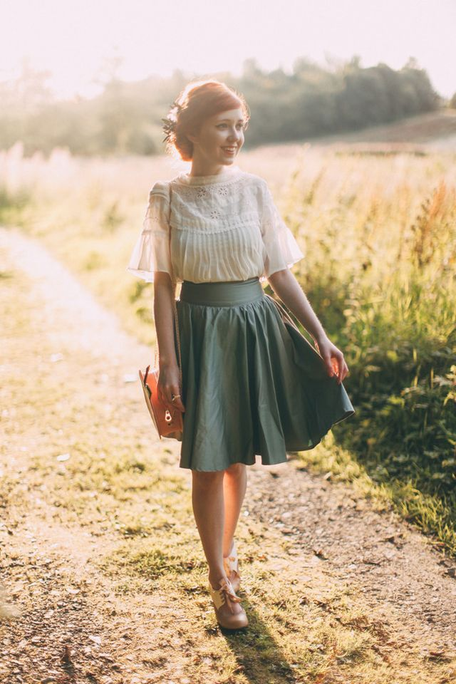 Outfit: Edwardian