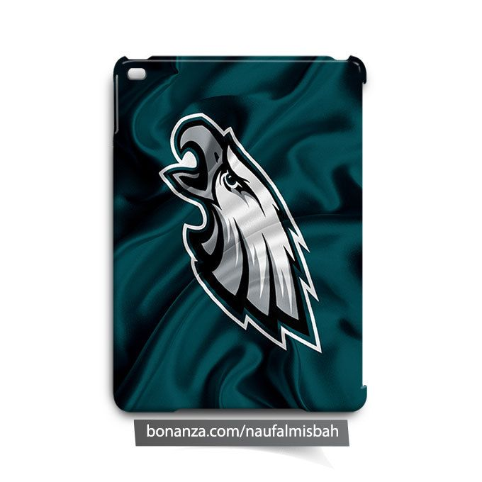 Philadelphia Eagles Ruffles Silk iPad Air Mini 2 3 4 Case Cover