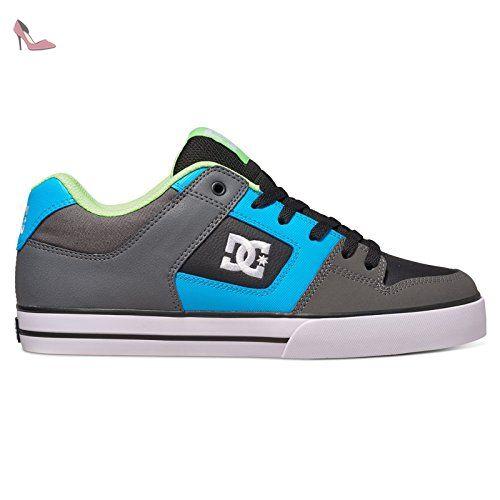 DC Shoes Crisis - Shoes - Chaussures - Homme - US 8/UK 7/EU 40.5 - Bleu RZPVW