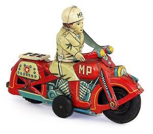 7 Tips for Collecting Antique Tin Toys