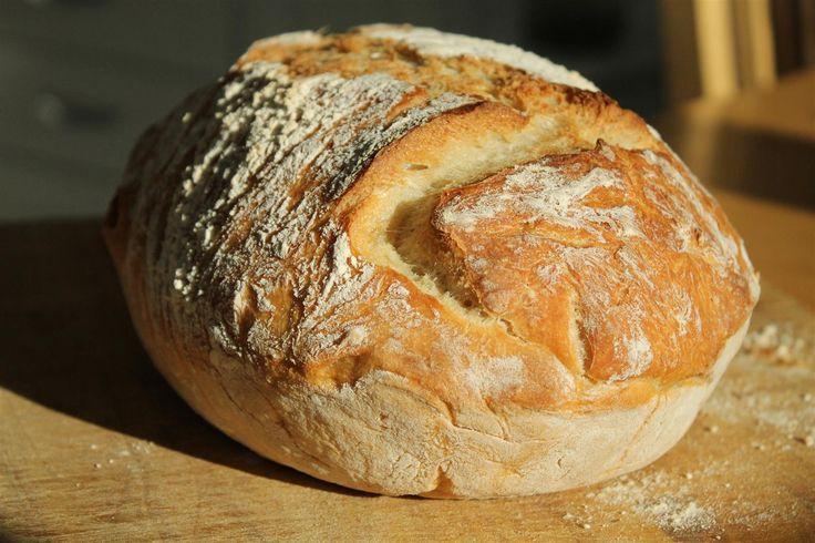 Dagasztás nélküli kenyér (DNK) alaprecept - Nemzeti ételek, receptek