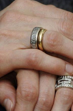 Queen Letizia engagement ring & wedding band