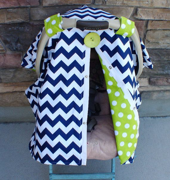 Chevron Pattern Car Seat Covers