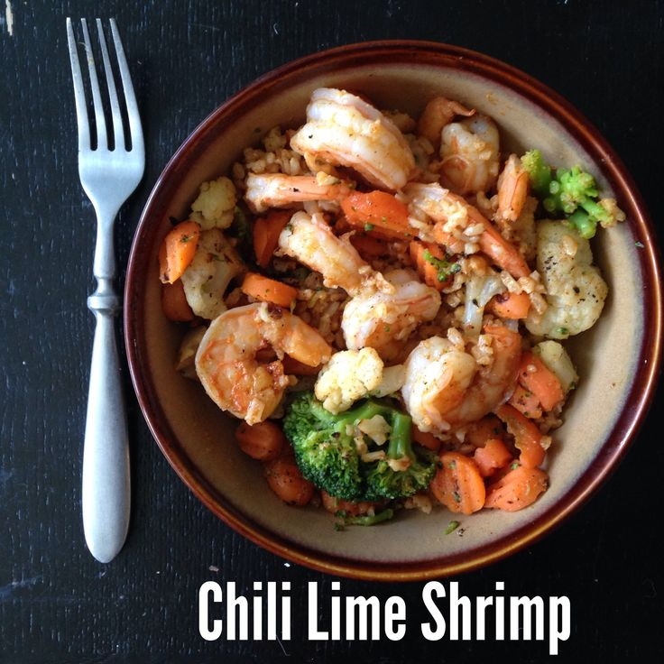 Healthy 21 Day Fix meal, bursting with flavor - and only took me 10 minutes to throw together.