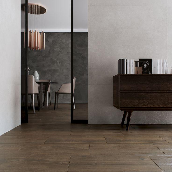 Woodstyle MaxHome Ceramic w Max-Fliz płytki drewnopodobne nie tylko w łazience, stylowa alternatywa dla paneli podłogowych