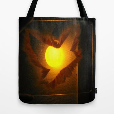 ThePeaceBombs - Light up some Peace Tote Bag by ThePeaceBomb - $22.00 #thepeacebomb #totebage #madeintheusa #love #words #peace #animal #light