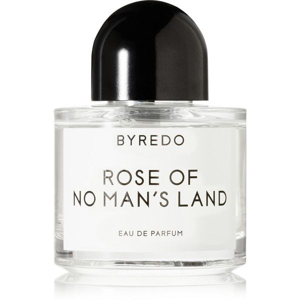 Byredo Eau de Parfum - Rose of No Man's Land, 50ml found on Polyvore featuring beauty products, fragrance, colorless, rose fragrance, flower fragrance, rosebud perfume, edp perfume and rose perfume