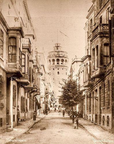 Istanbul / Galatatower   by ookami_dou
