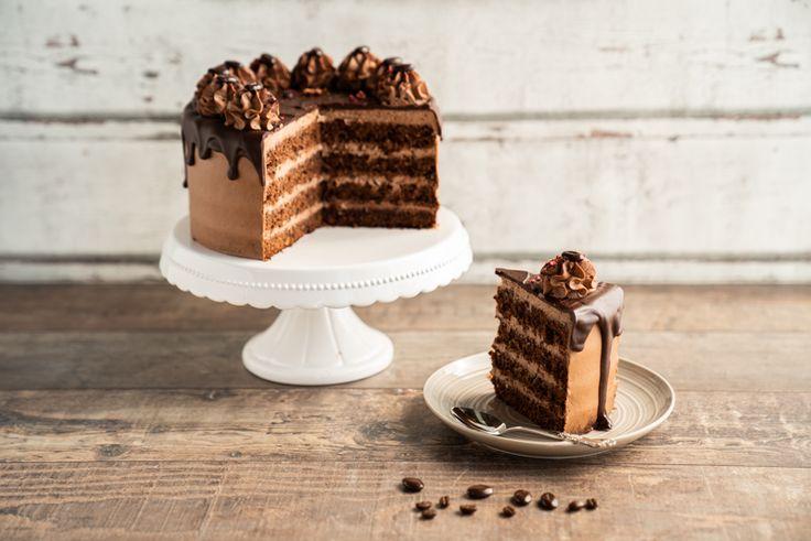 Sallys Rezepte – Mokka-Torte / Globiläum / Tag des Kaffees   BACKEN MIT GLOBUS …