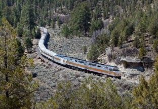 This just got moved to the very TOP of my Bucket List!! I heard about The Train on the radio today. This looks like SO MUCH FUN!!