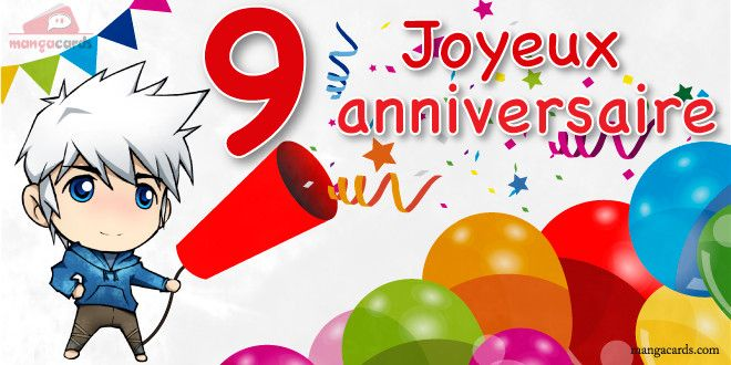 carte anniversaire garçon 9 ans Carte Anniversaire Garçon Elegant Carte Joyeux Anniversaire 9 Ans