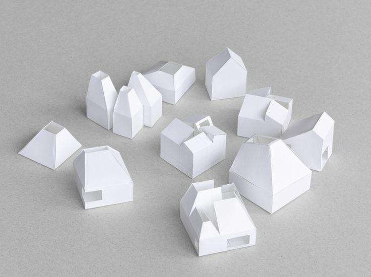 sanaa cardboard model - Szukaj w Google