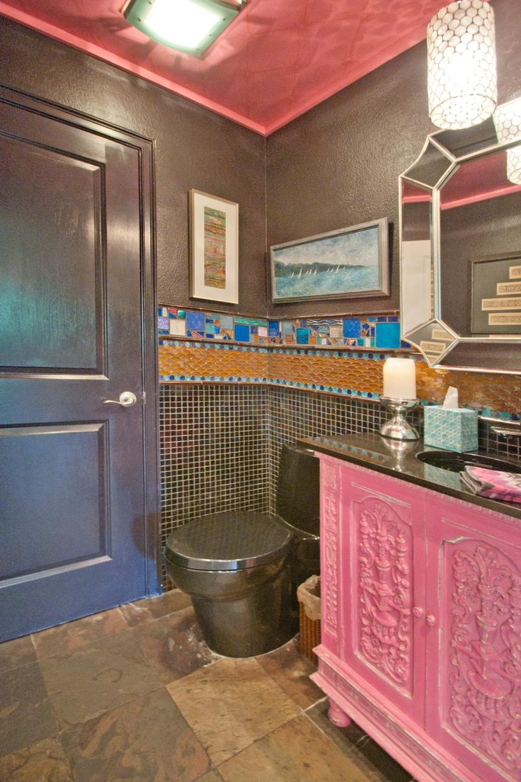 25 best pink bathroom ideas images on pinterest bathroom ideas stone floor pink bathroom google search