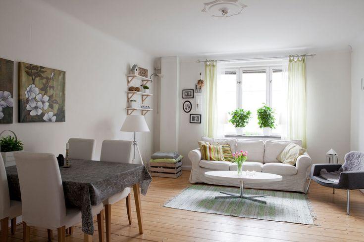 Malmö belvárosába invitállak ma benneteket, hogy körülnézzünk egy 1930-as években épült ház első emeleti lakásában. Az otthonos apartman finom...