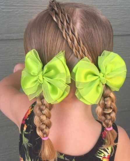 awesome Different Braided Pigtail Hairstyles