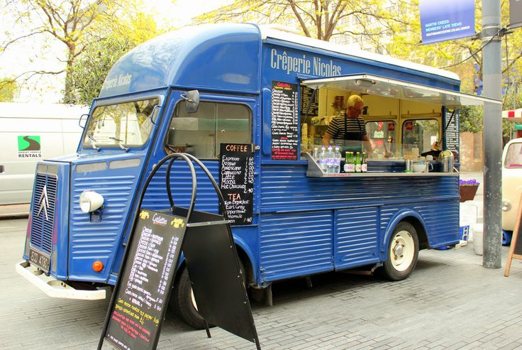 Food Trends: London's best food trucks | http://eatinglondontours.co.uk/food-trucks-in-london/