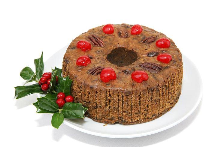 Easy fruitcake