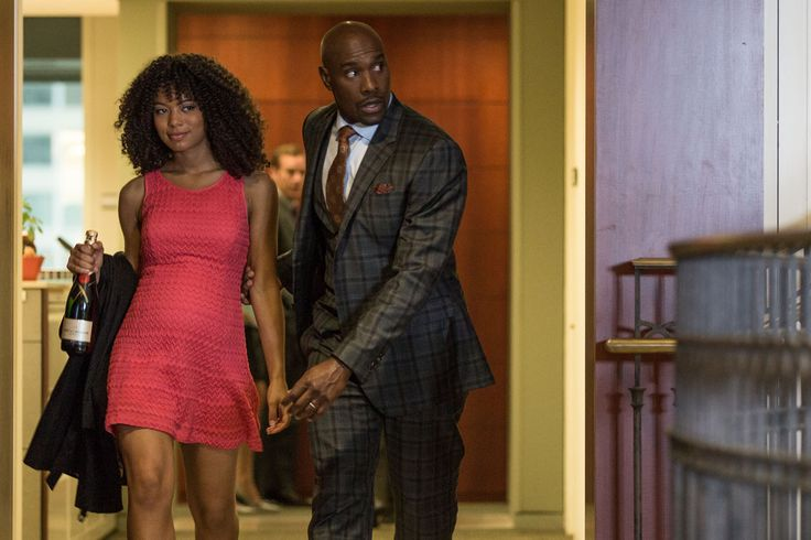 When the Bough Breaks Morris Chestnut and Jaz Sinclair Image 5