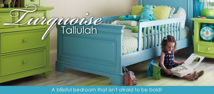 love this twin or full size toddler bed!