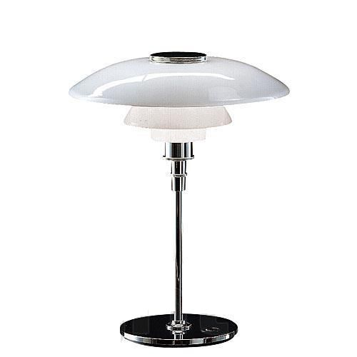 PH 4½-3½ Verre lampe de table