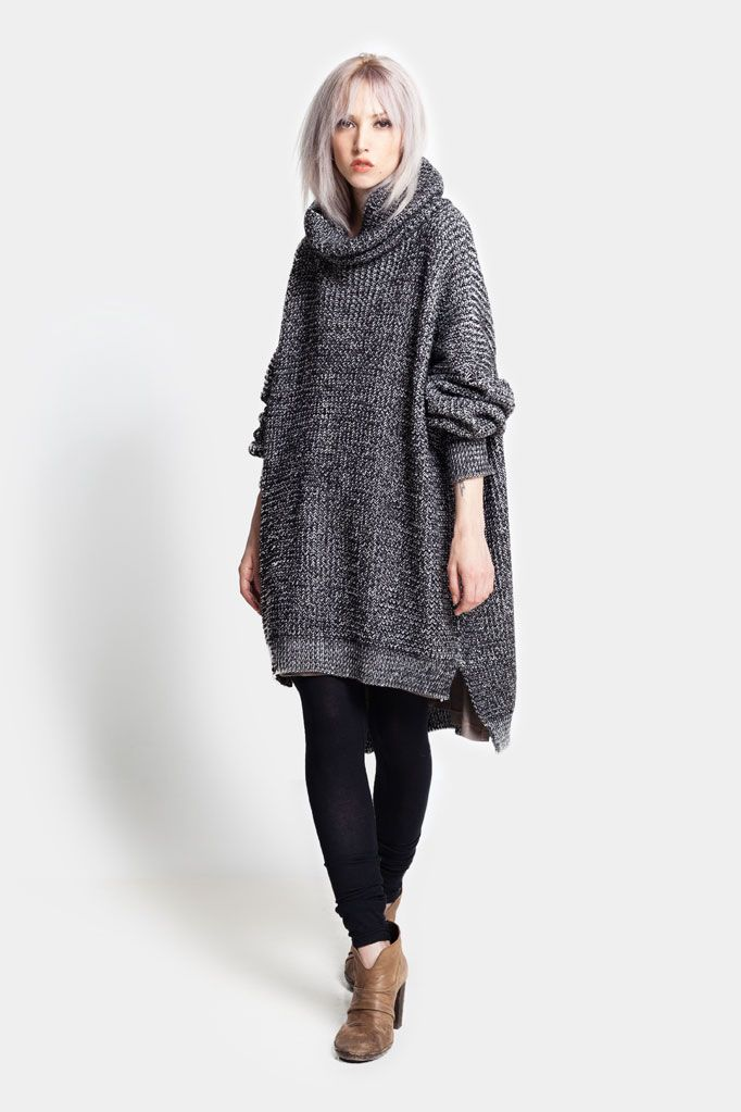 DIG Athens #knitwear #Sean knitted unisex jumper