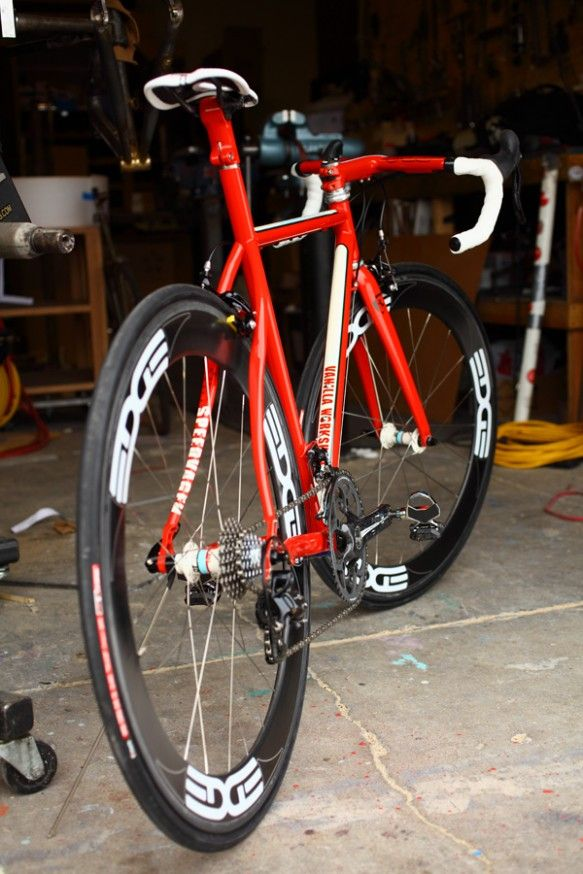The Speedvagen. The clean, pure elegance and power just captivate me. Bucket list want...