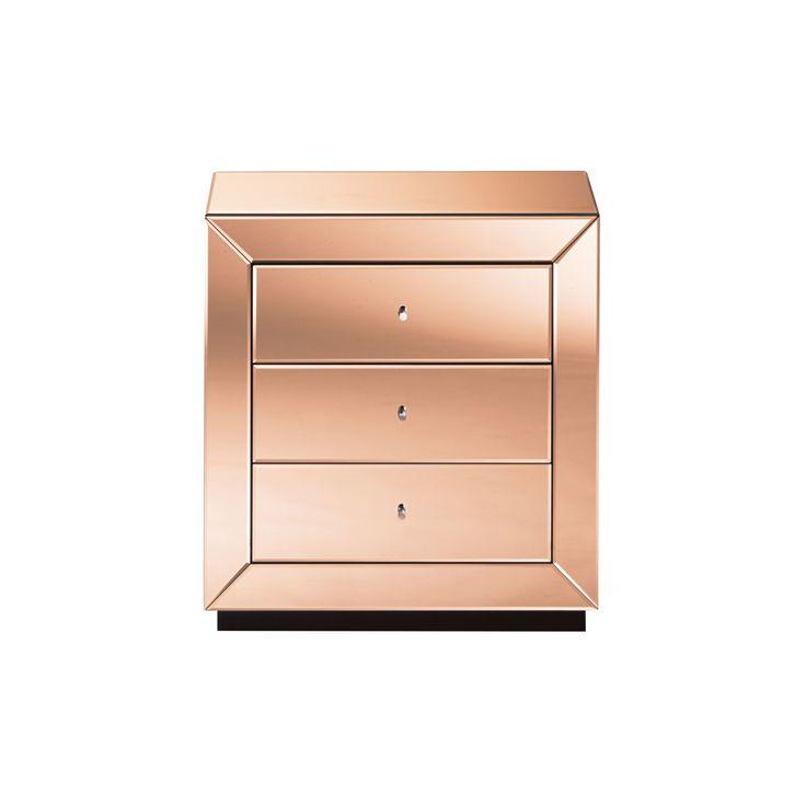 Optical Bedside Table Domayne Online Store 499