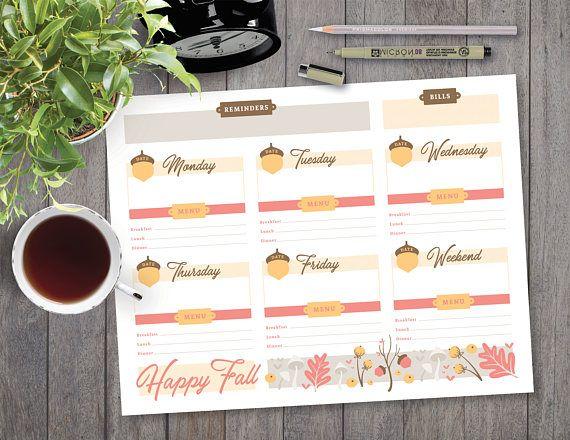 Weekly calendar template에 관한 상위 25개 이상의 Pinterest - calendar sample design
