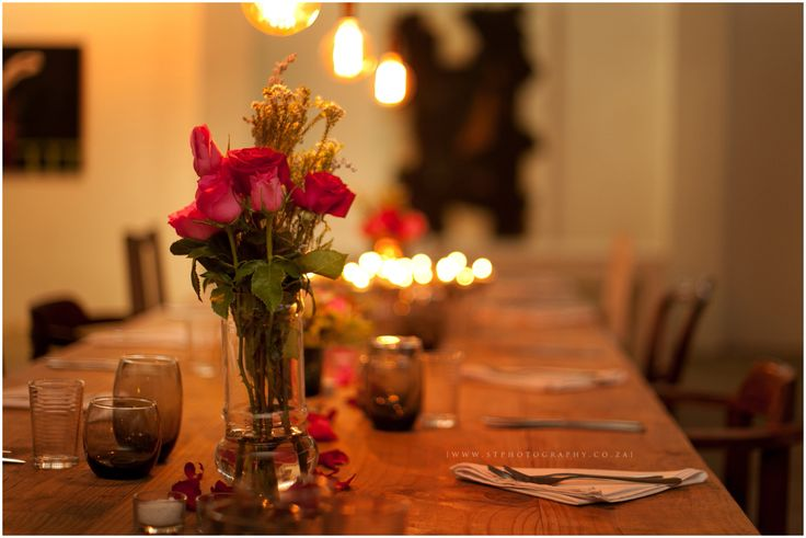 My Secret Proposal - Table Decoration