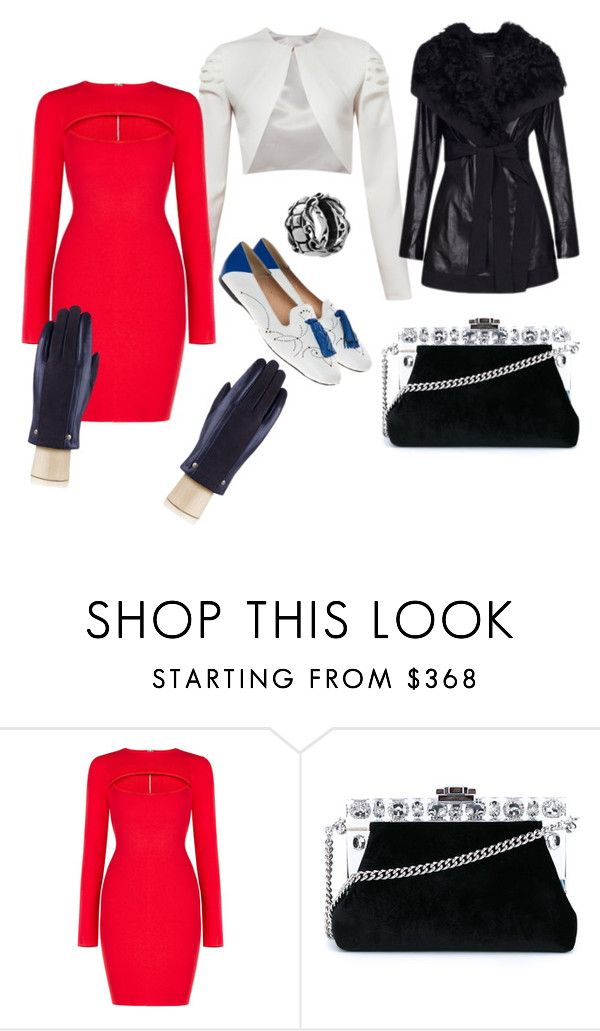 *** by ferrary001 on Polyvore featuring BCBGMAXAZRIA, Dolce&Gabbana and Manuel Bozzi