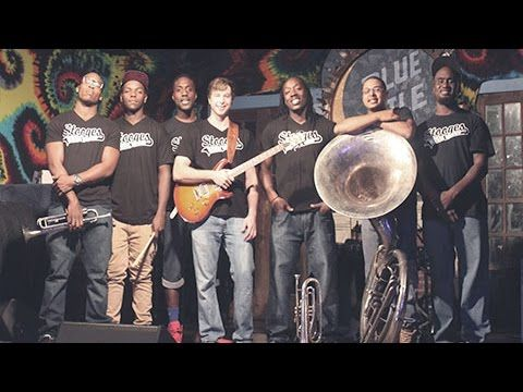 Millennium Stage April 24, 2017 - Stooges Brass Band