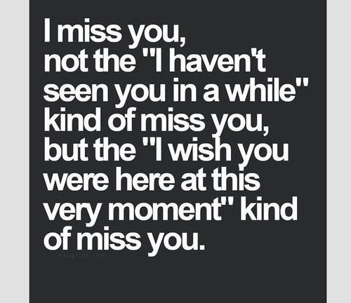 I miss you | Quotes | Pinterest