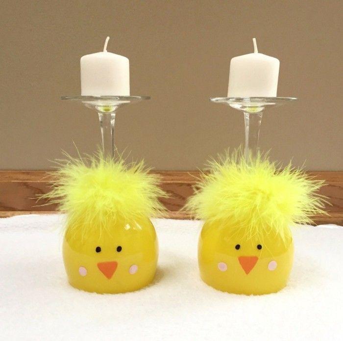 Kerzenhalter basteln – 35 Beispiele, dass Kerzenhalter nicht nur Licht und Behaglichkeit bringen