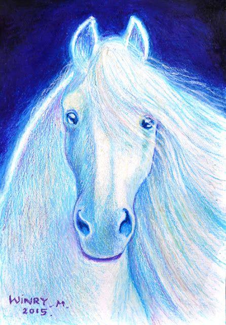 Art and Lore: Kuda Putih