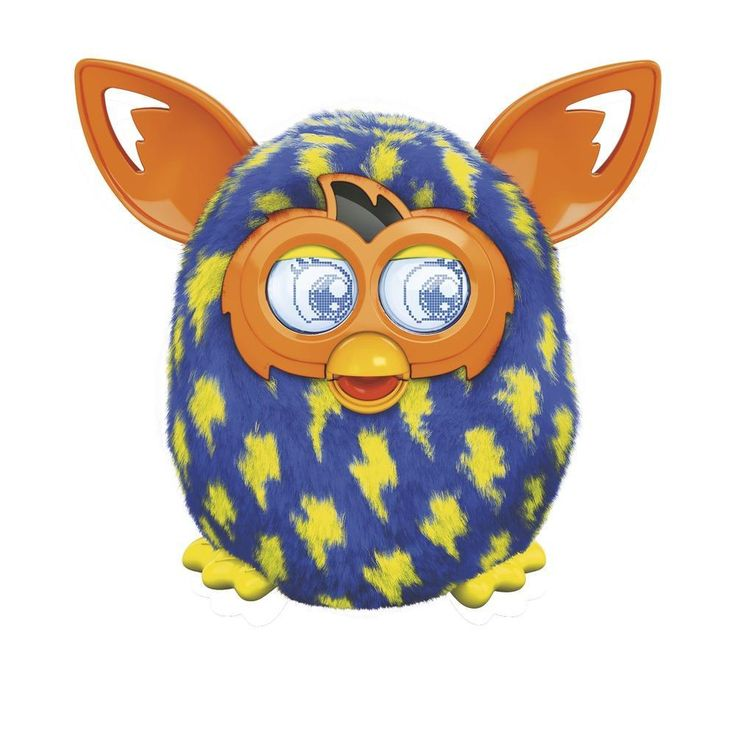 Lightning Bolt is available in stores like Walmart, Target and Toys R Us, there have been some really good sales this year on Furby Boom as well. Description from furbyonline.com. I searched for this on bing.com/images
