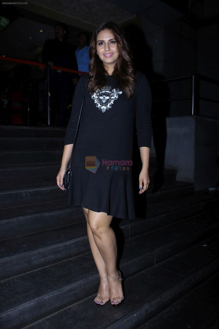 Huma Qureshi at the Special Screening Of Film Tubelight in Mumbai on 22nd June 2017