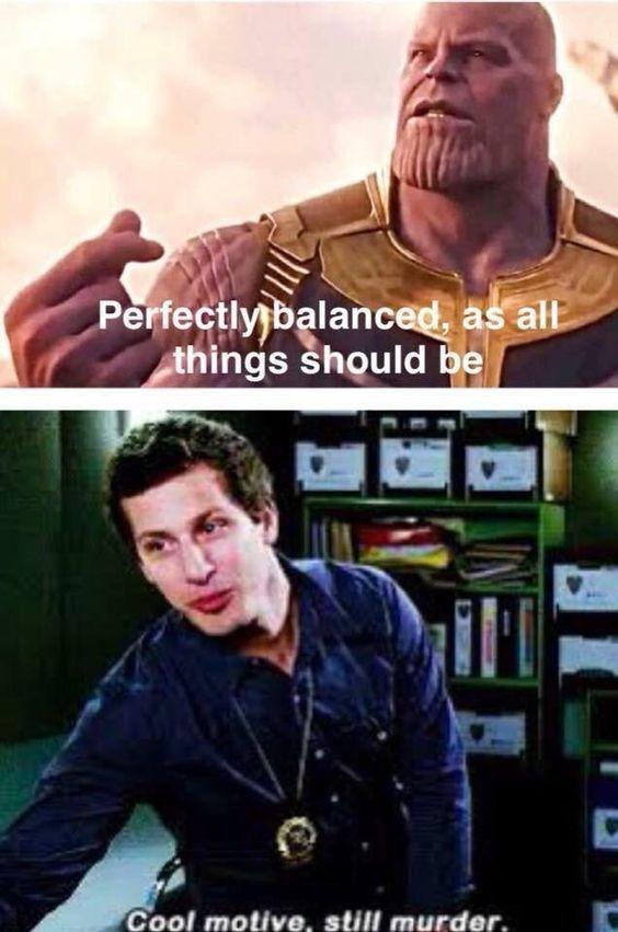 Top 22 Thanos Memes Reaction