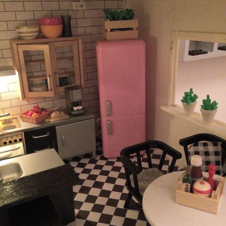 225 Best The Miniature Kitchen Images On Pinterest: 17 Best Images About Miniature Kitchen On Pinterest