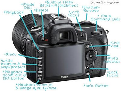 Free photography class.  Learn what aperture, ISO and shutter speed mean and how to take better pictures.
