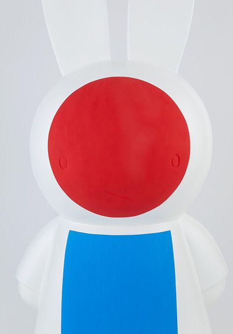 菊地敦己|MIFFY ART PARADE|ミッフィー展