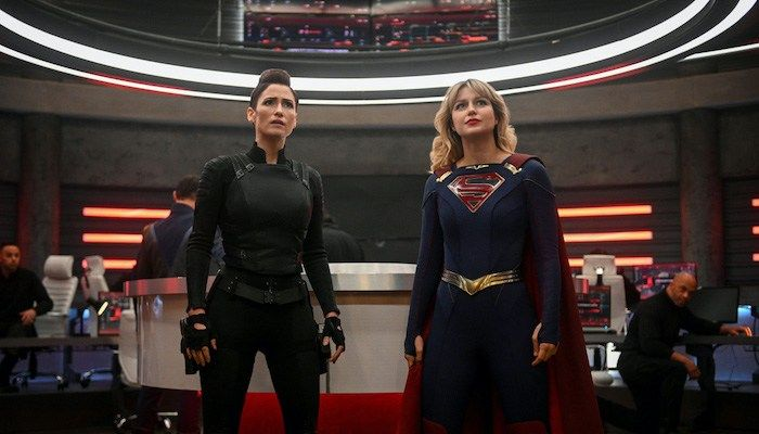 Supergirl Season 5 Episode 17 Deus Lex Machina Tv Show Trailer Director Air Date The Cw Filmbook In 2020 Supergirl Season Supergirl Melissa Benoist