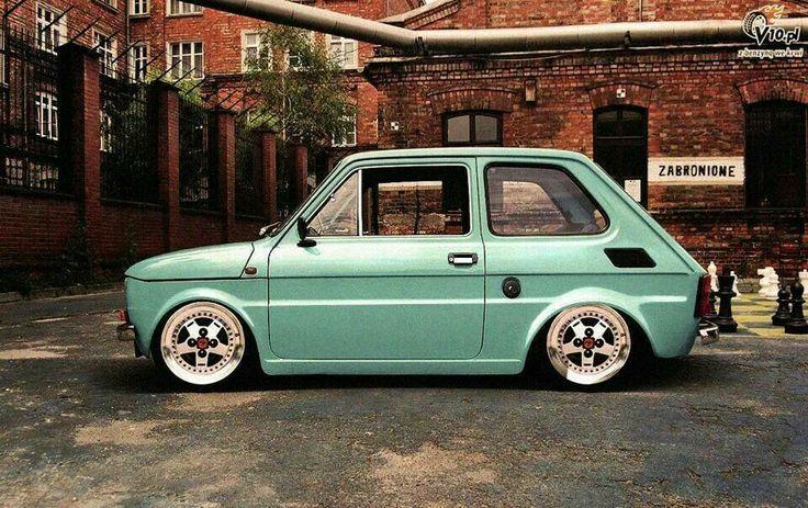 Wielka historia niewielkiego auta…
